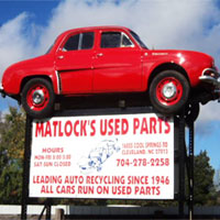foreign & domestic used auto parts sales