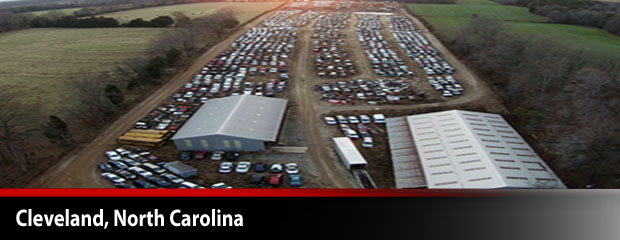 Used Auto Parts in Cleveland, NC - Matlock's Used Parts